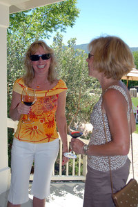 2005 Jaffe Estate Metamorphosis release party